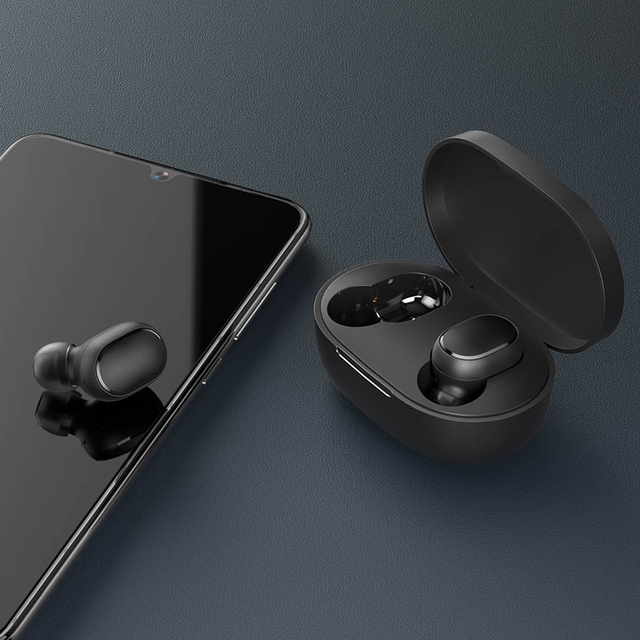 Original Xiaomi Redmi Airdots 2 Cost-effective Earbuds Tws Wireless Earphone Bluetooth Stereo Headset With Mic For Dropshipping 3