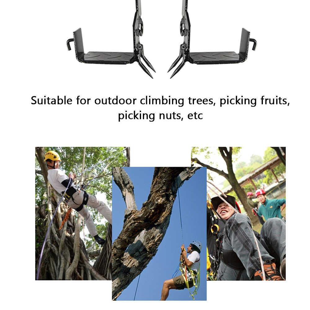 Longzhuo Herramienta de Garra para trepar /árboles Resistente al Desgaste Herramienta de Garra para trepar /árboles Acero Inoxidable 304 Suministros Deportivos al Aire Libre
