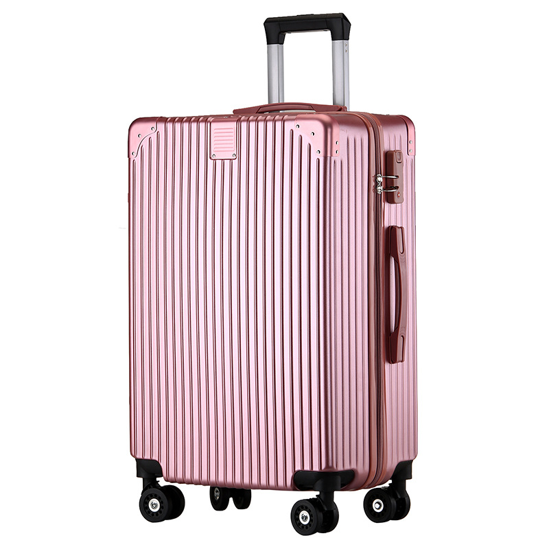 Cornerite Luggage Manufacturers Direct Selling Travel Trolley 24-Inch Universal Wheel Aluminum Frame 20-Inch Boarding Bag Wholes