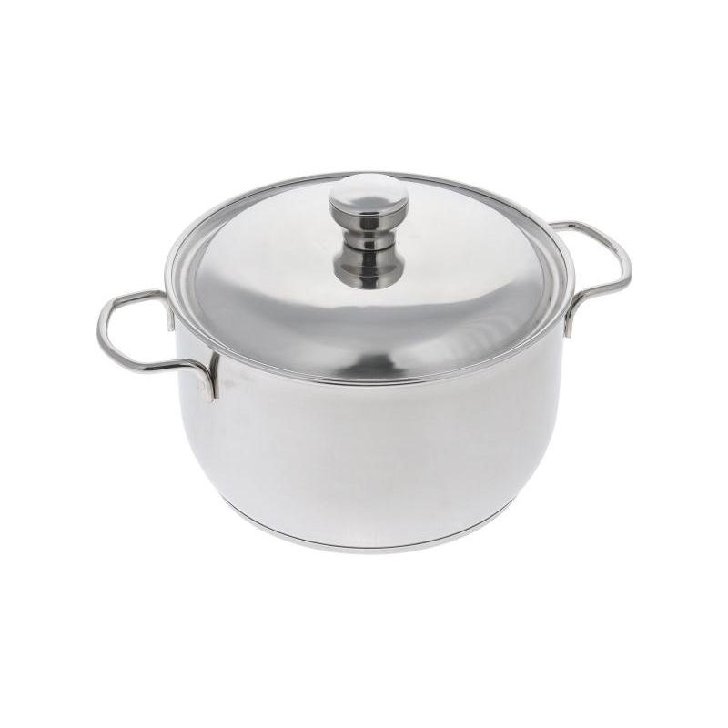 Pan АМЕТ, Classic-PRIMA, 4 L, with metal cover pan амет classic prima 1 l with metal cover