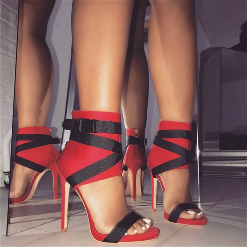 2020 <font><b>high</b></font> <font><b>heels</b></font> peep toe <font><b>pumps</b></font> <font><b>sexy</b></font> white black red ladies <font><b>pumps</b></font> shoes <font><b>women</b></font> <font><b>high</b></font> <font><b>heel</b></font> <font><b>pumps</b></font> with strap wedding shoes image