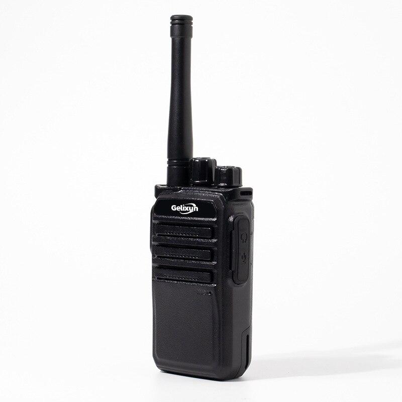 2PC 5km Range Wireless Walkie-talkie Handheld 400-480 MHz Frequency Range Voice Walkie-talkie