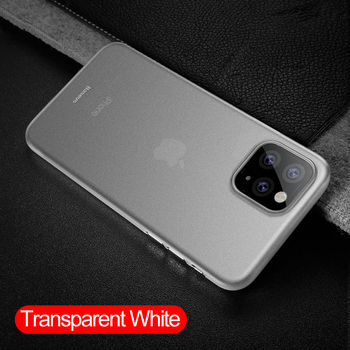 Ultra Thin iPhone 11 Pro Max Case