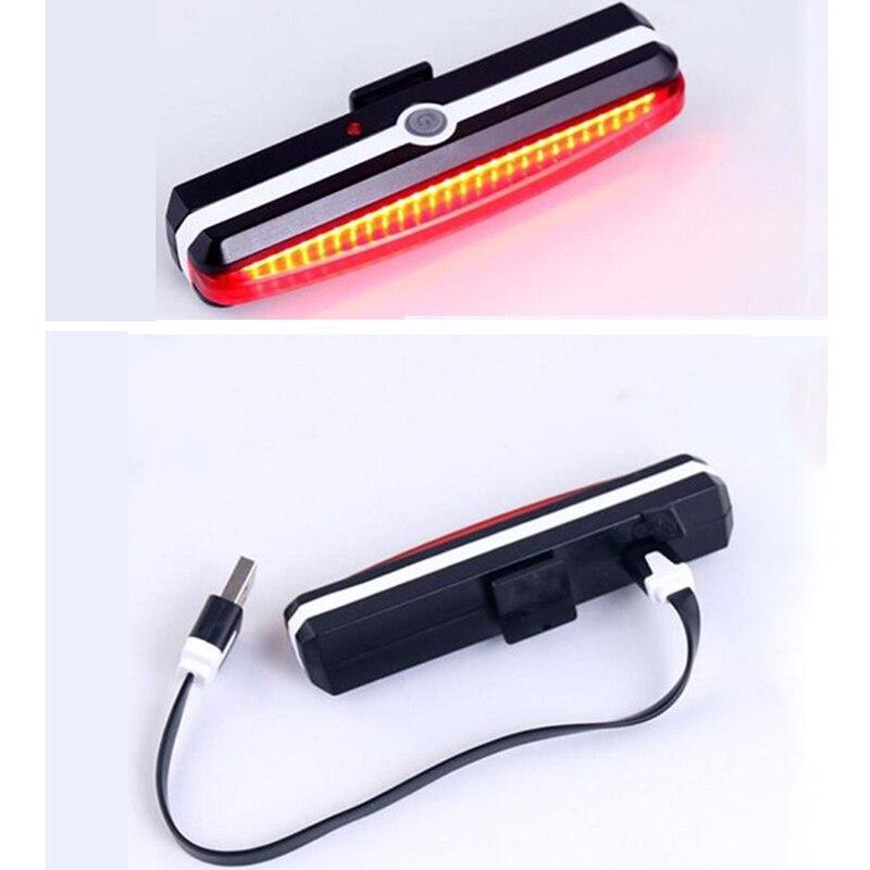Biciklete e riciklueshme e dritës për biçikleta USB Cikli i - Çiklizmit - Foto 6