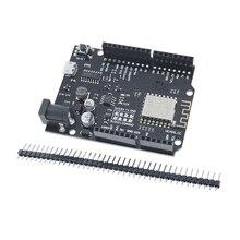 ديديهو WeMos D1 R2 V2.1 واي فاي اللاسلكية القائمة ESP8266 لاردوينو نوديمكو متوافق 8x5x3 سنتيمتر