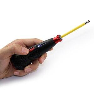 Image 3 - מקורי יפן וייוויי כלי חשמלי מברג USB טעינת 3.6V ליתיום סוללה מברג בית תיקון מברג כלי