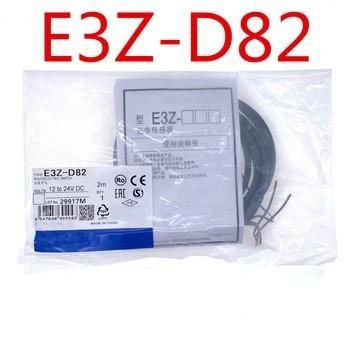 E3Z-D82 PNP 8-50cm Sensor de interruptor fotoeléctrico nueva alta calidad