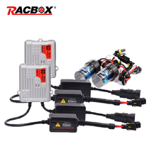 AC 55W Quick Start Canbus Ballast HID Xenon Conversion Headlight Kit 12V H1 H3 H7 H11 9005 HB3 9006 HB4 H4 4300K 6000K 8000K стоимость