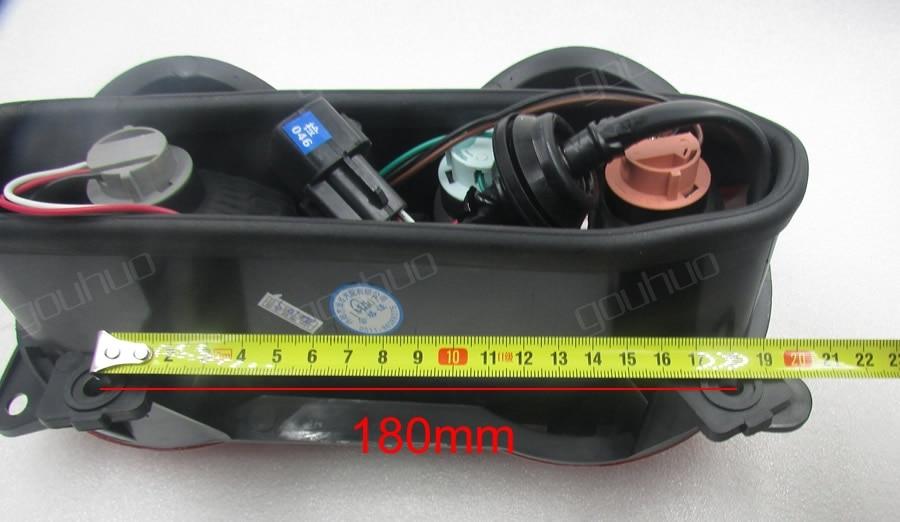 işıqsız arxa kombinasiya lampası, geri dönən işıqlar Great - Avtomobil işıqları - Fotoqrafiya 5