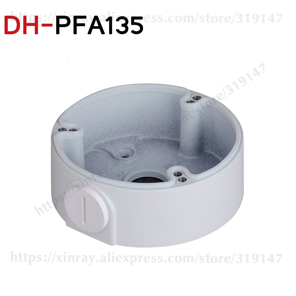 Dahua PFA135 Junction Box Water-proof Junction Box Camera Support IPC-HFW4431M-I2 IPC-HFW4431R-Z