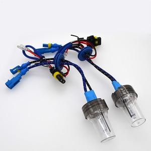 Image 4 - HIDLT 1 комплект AC 55W F5 DLT балласт Автомобильная фара HID комплект 5500K белый супер яркий H1 H3 H7 H11 9005 9006 9012 D2H Ксеноновые HID лампы