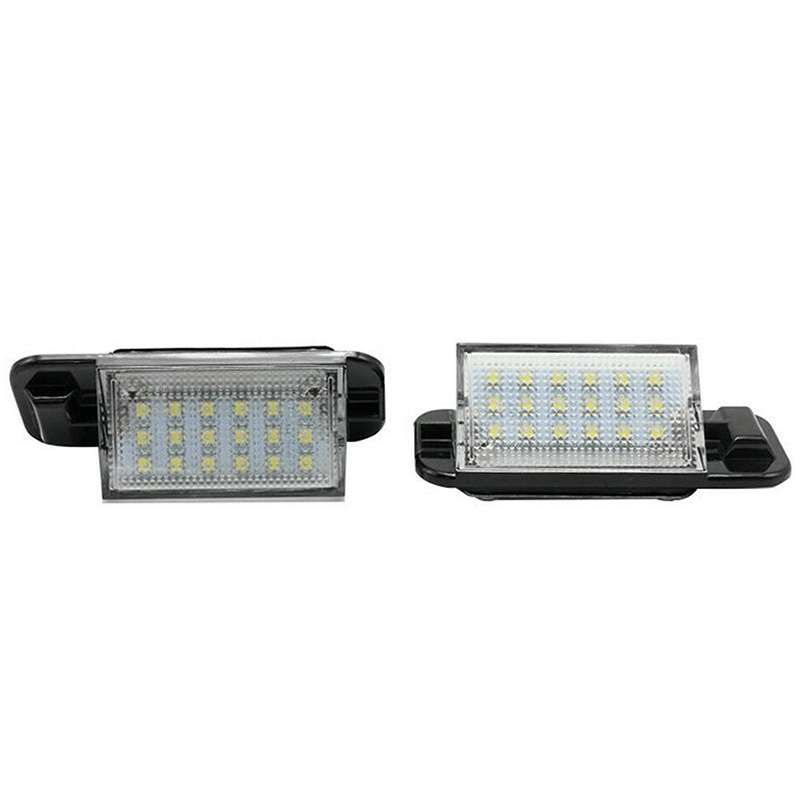 Car <font><b>LED</b></font> License Plate Light Lamp for BMW <font><b>E36</b></font> 3 Series 1992-1998 image
