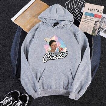 Pink Clothes Hoodie Women Sweatshirt Charli Damelio Mens Hip Hop Hoodies Moletom Feminino Sudadera Oversized  Winter Jacket Coat 16