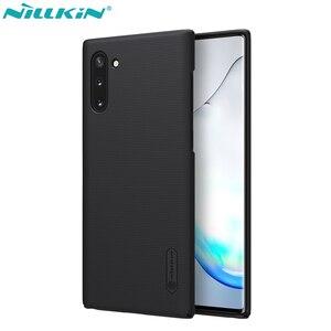 Чехол для Samsung Note 10 NILLKIN, суперматовый жесткий чехол-накладка из поликарбоната для Samsung Galaxy Note 10 /Note 10 Plus, 5G