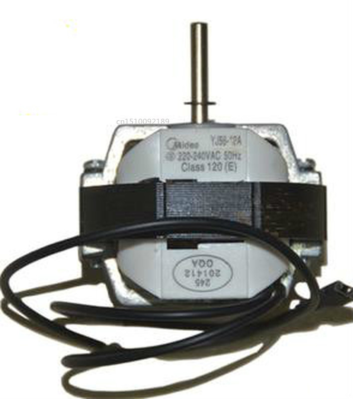 FOR YJ58-12E YJ58-12A The Same YJ58-12 Shaded Pole Asynchronous Motor AC220V Motor For Ventilator Fan Heater Free Shipping