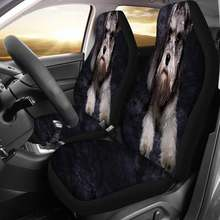 Чехлы для автомобильных сидений instantarts универсальные накидки