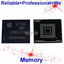 KLMBG2JETD B041 BGA153Ball EMMC5.1 5.1 32GB Mobilephone זיכרון חדש מקורי ושנייה יד מולחם כדורי נבדק בסדר