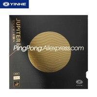 YINHE JUPITER II / JUPITER 2 (Sticky Offensive) YINHE Table Tennis Rubber Galaxy Original YINHE Ping Pong Sponge