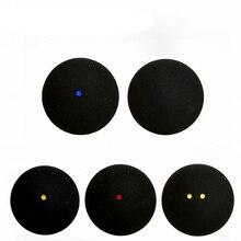 Squash-Ball Powerti Speed Dot 1-Pc High-Elastic Blue/red