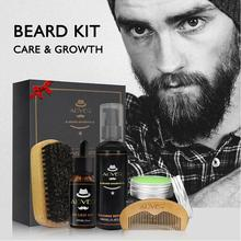 Dropping Vip Link Men Beard Growth Kit Hair Growth Enhancer Thicker Oil Nourishi