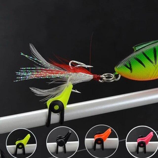Plastic Fishing Hook Keeper Holder - Fishing A-Z