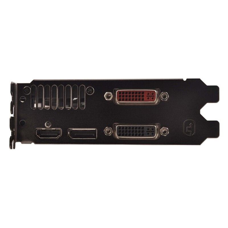 Оригинальные видеокарты XFX R9, 270, 4 Гб, AMD Radeon R9, 270A, 270, 4 Гб, графический экран, GPU, настольный компьютер, Игровая плата, карта PCI-E-2