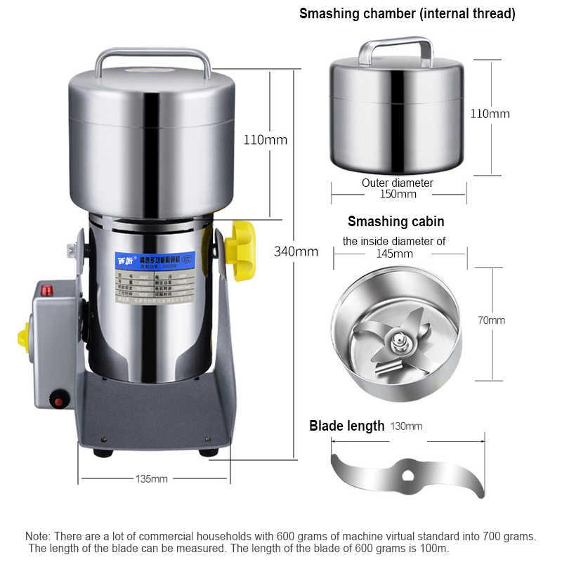 800g mão-dobrado triturador de amendoim moinho de grãos em pó máquina de moedura manual moedor de grãos de café pimenta tempero ervas pulverizer
