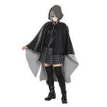 Brdwn Fate Labyrinth Strange Fake Lord El-Melloi II Case Files Womens Gray Cosplay Costume