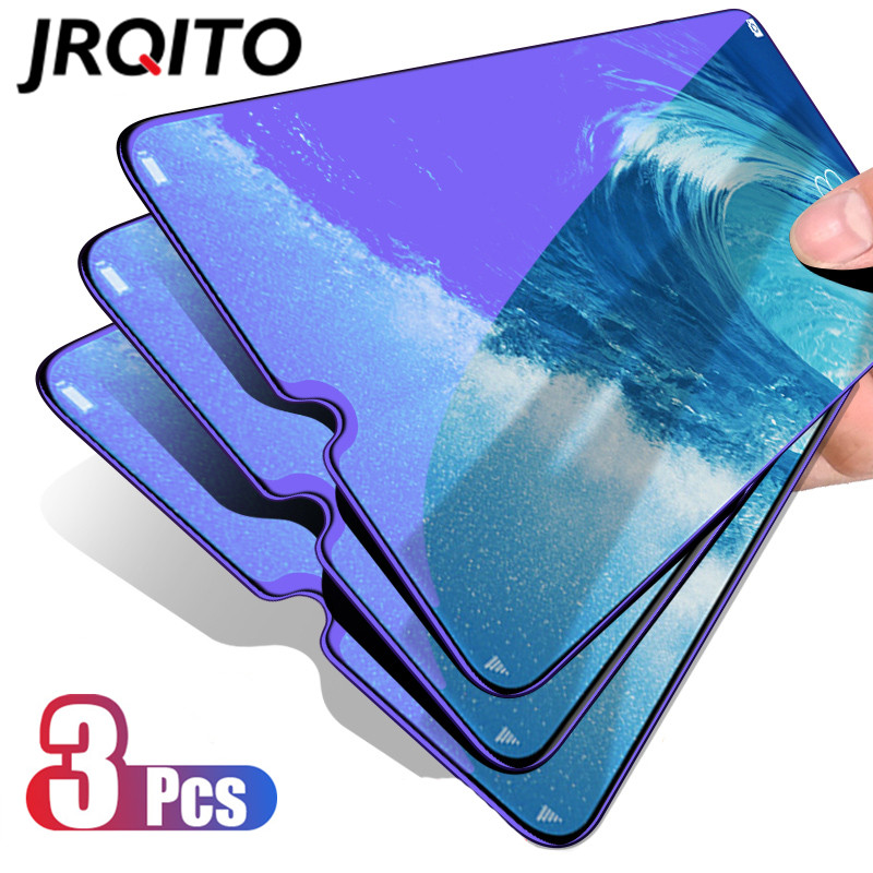 3Pcs Protective Glass For Samsung Galaxy A7 A9 2018 J6 J4 Plus  2018 Screen Protector 2.5D Tempered Glass For Samsung J6 J4 2018
