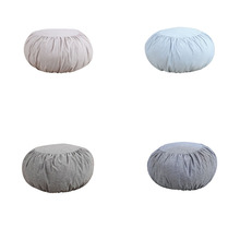 Yoga Mat for Sport Party Outdoor Round Shape Seat Cushion Tatami Meditation Living Room