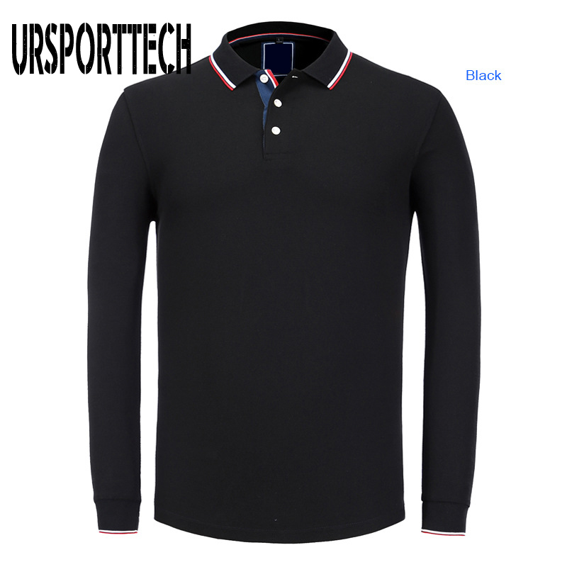 Pure Color S-4XL Brand New Men's   Polo   Shirt High Quality Men Cotton Long Sleeve shirt Brands jerseys Autumn Unisex   polo   Shirts