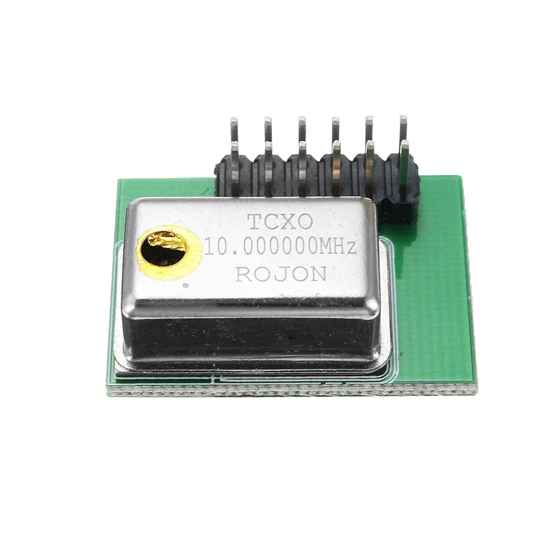 External TCXO Clock Module PPM 0.1 for HackRF One GPS Experiment GSM/WCDMA/LTE|Operational Amplifier Chips| |  - title=