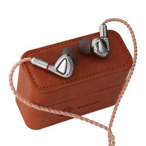 Image 4 - TINHiFi P1 Hifi Earphone No Mic TIN audio P1 With MMCX Cable Earphone