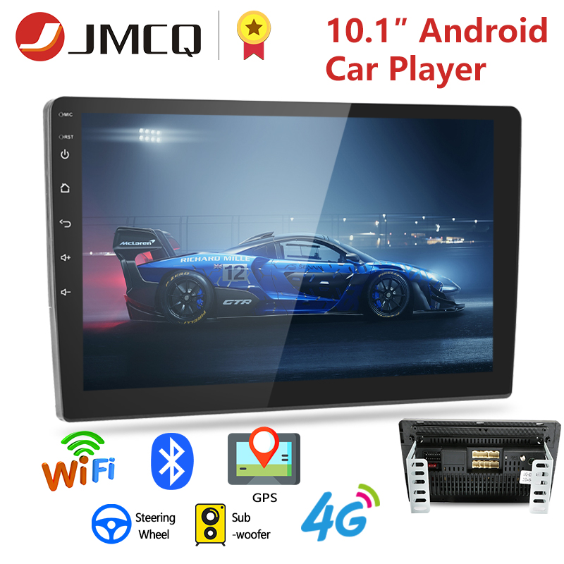 2 Din Autoradio Android Car Radio GPS 10.1