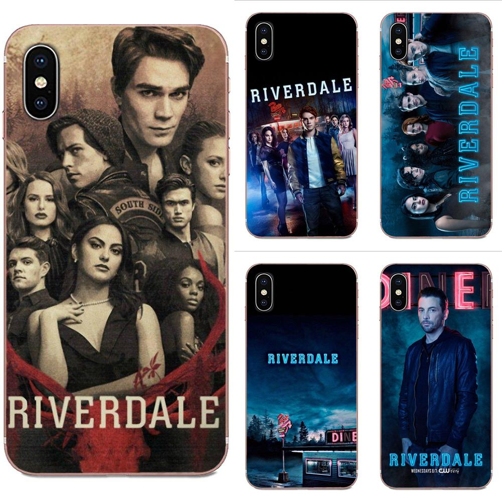 Archie Betty Veronica Riverdale On Sale For Huawei Honor Mate Nova Note 20 20s <font><b>30</b></font> <font><b>5</b></font> 5I 5T 6 7I 7C 8A 8X 9X 10 Pro Lite Play image