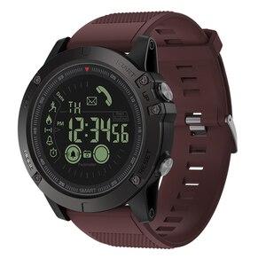 Image 2 - חדש Zeblaze VIBE 3 דגל מחוספס Smartwatch 33 חודש המתנה זמן 24h כל מזג האוויר ניטור חכם שעון עבור IOS אנדרואיד שעון