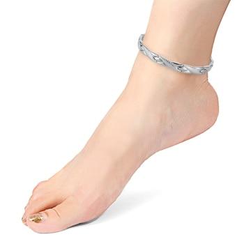 Hb9c10bc930fc473f9e3df07673917578P.jpg 350x350 - Titanium Bracelets 4 Health Elements Germanium Magnetic Bracelets for Arthritis