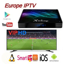 X88 Android Set Top Box IPTV M3u Stalker URL Arabic France Germnay Italy Albania Espana Turkey X88 King Media Player Mexico IPTV(China)