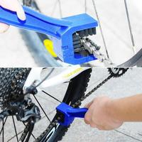Motorcycle Chain Cleaner Plastic Bike Bicycle Moto Brush Cycling Clean Chain Cleaner Outdoor Scrubber Tool For Road MTB Bike 3
