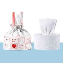 Женское хлопковое мягкое полотенце с утолщенным жемчужным узором