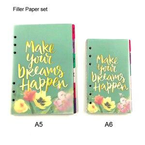 Image 5 - Jamie Note Fantasy a5a6 A Spirale Notebook e Ufficiale 2019 Planner Agenda Organizer Libro del Diario di Scuola e Forniture Per Ufficio di Cancelleria