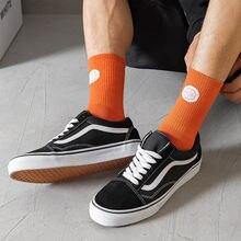 Модные мужские спортивные баскетбольные носки ins jk уличные