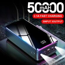 50000mAh Power Bank Portable Power