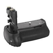 GloryStar MK 70D BG E14 C EOS 70D 80D 90D 카메라 용 수직 배터리 그립 홀더