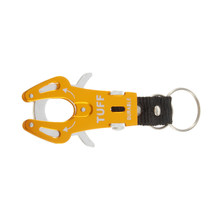 Tiger Hook Lock Carabiner Clip Hiking Climbing Tool Keyring Keychain Ring Durable Hook Lock High Quality(China)