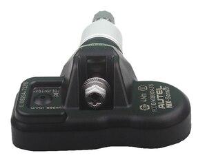 Image 5 - 4pcs Autel MX Sensor 433MHZ 315MHz MX Sensor Programmable Universal TPMS Sensor Programing for Autel TS601 TS401 TPMS PAD OBD2