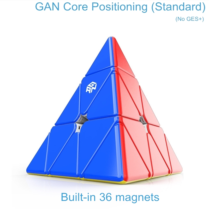 gan cubes gan 3x3x3 magnetic pyramid cube 04