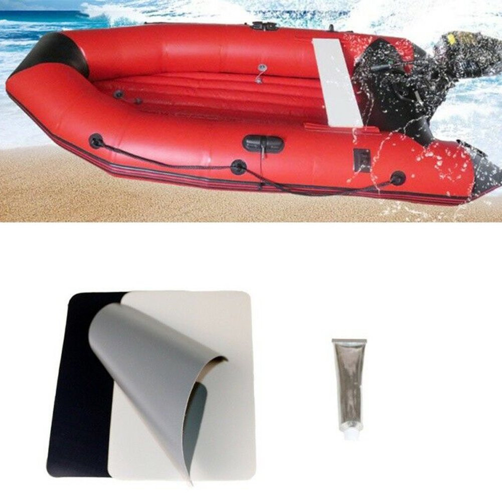 Puncture Repair Kayaks 30ml Surfboard Water Sports Pvc Boats Pool Professional Canoe Accessories Inflatable Patch Glue Kit