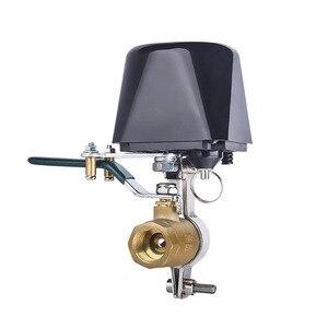 Image 3 - Tuya בית חכם אלחוטי בקרת גז מים שסתום מערכת WiFi ניתוק בקר עבודה עם Alexa ו google בית, IFTTT