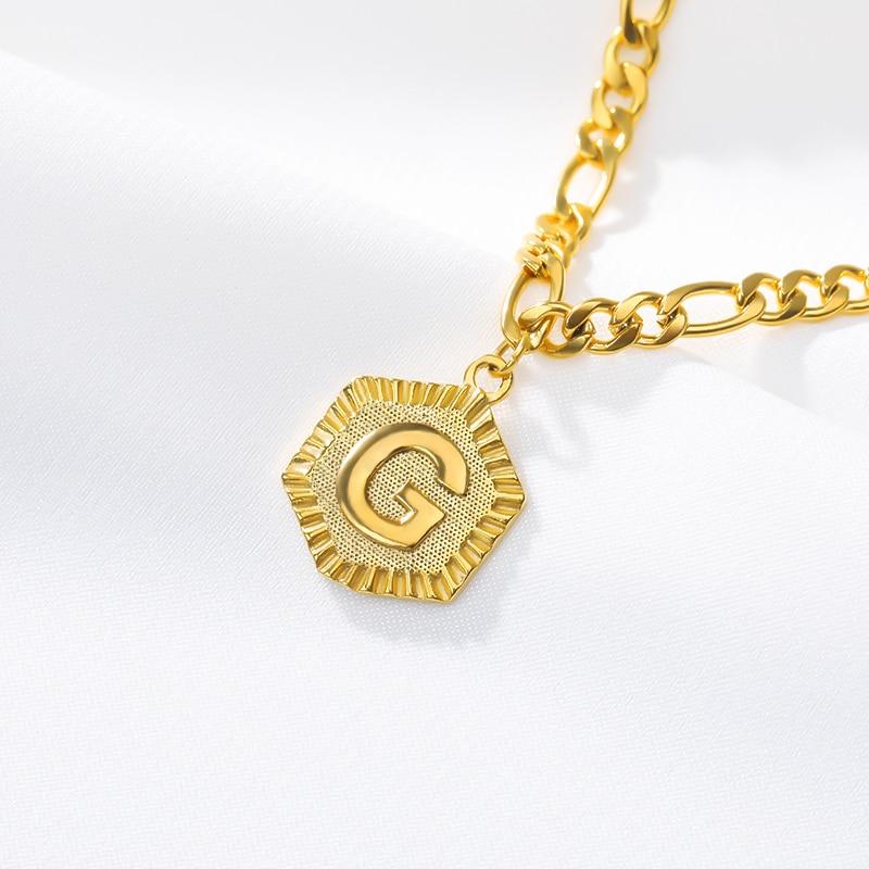 Initial Anklets Bracele for Women Stainless Steel Letter Leg Chain Gold Men Ankle Bracelet A-Z Alphabet Anklet Christmas Gifts 5